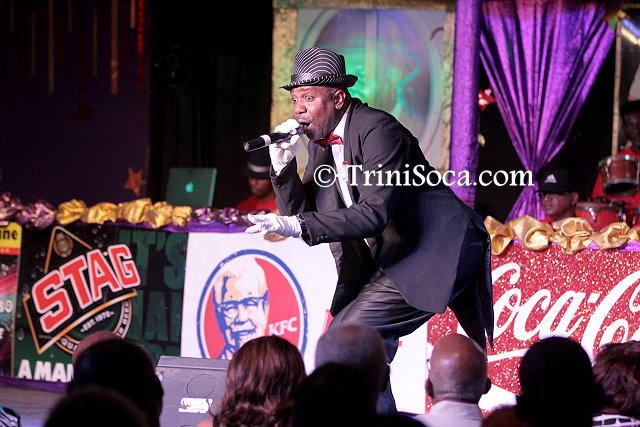 Kenson 'Ninja' Neptune performs 'Ah Sorry'