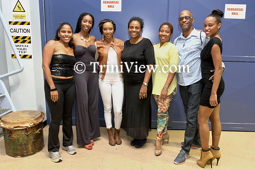 Choreographers, Candice Ellis, Makeba Gabriel, Takiyah Springer, Heather Henderson-Gordon, Arlene Frank, Gregor Breedy and Marielle Dos Santos