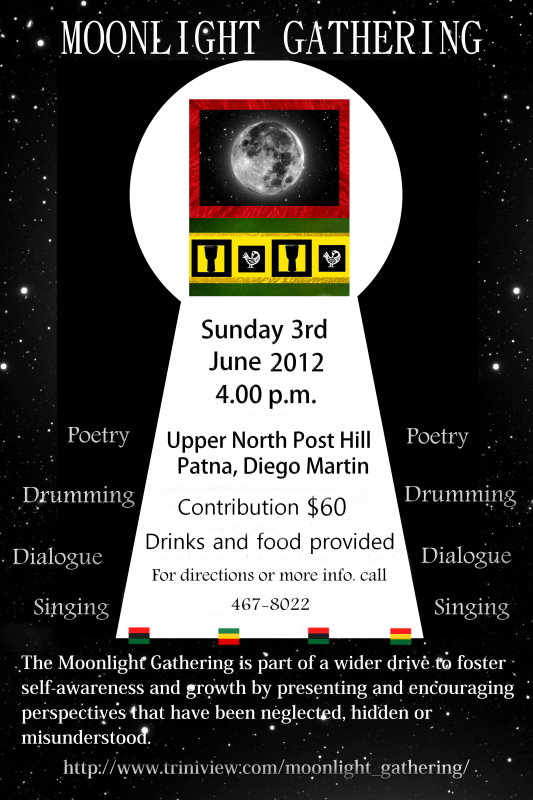 Moonlight Gathering Flyer