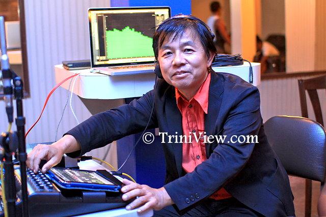 Mr. Yoichi Watanabe, sound engineer