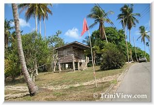 House along Syfoo trace Granville