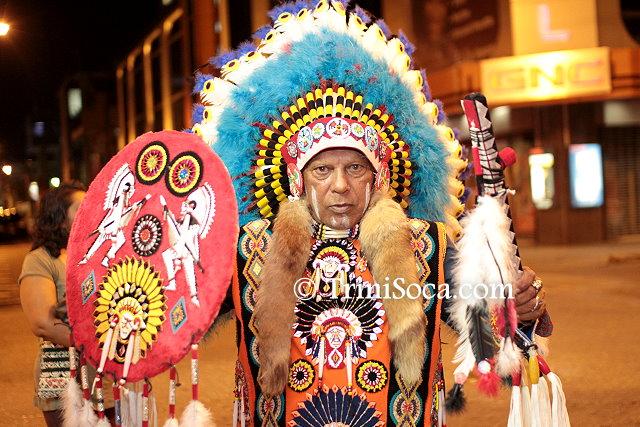 Fancy Indian Masman