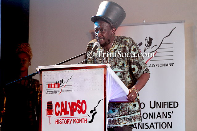 TUCO president Mr. Lutalo Masimba