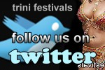 Trini festivals on Twitter