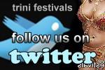 Trini festivals on Twitter