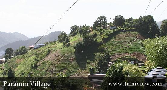 Paramin Village