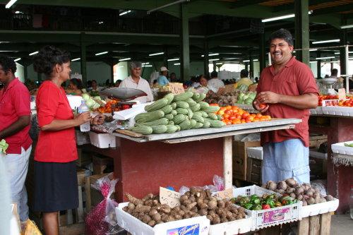 Chaguanas Market