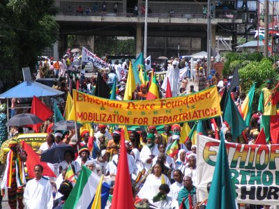 Emancipation Day Parade in Photos