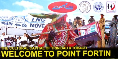 Welcome to Point Fortin
