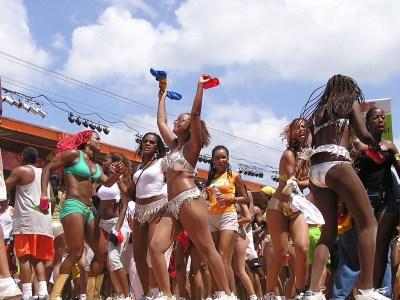 Carnival Monday at the Savannah
