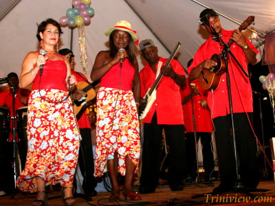 Trinidad Serenaders Limbo The Latest Dance Craze