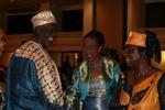 Makandal Daaga, Senator the Honourable Joan Yuille-Williams and NACC member