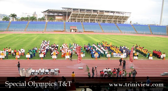 Special Olympics Trinidad and Tobago
